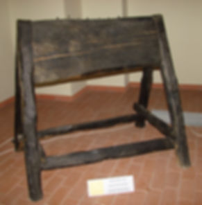 The Spanish Donkey. More torture devices at shadezofblack.com