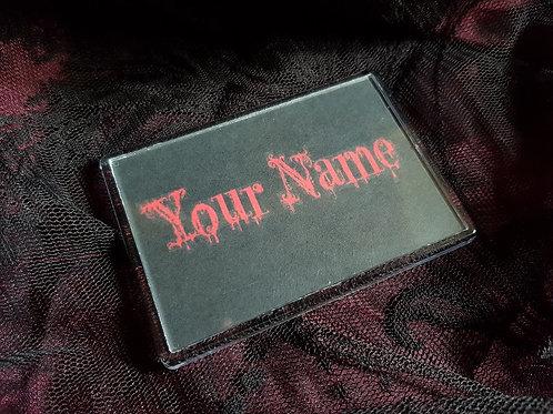 Personalised.. Fridge Magnet