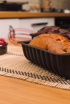Panne Mini Dilimli Baton Kek Kalıbı