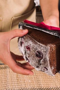 Panne Mini Baton Kek Kalıbı