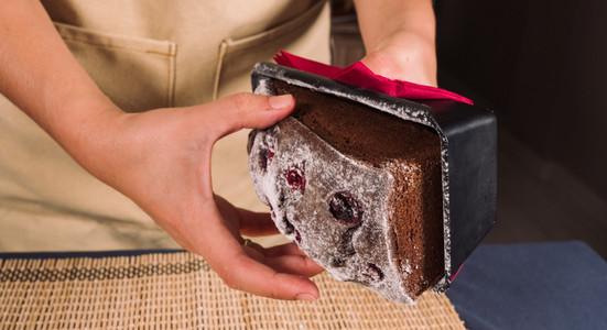 Panne Profesyonel Mini Kek Kalıbı
