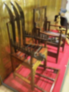 The Torture Chair. More torture devices at shadezofblack.com