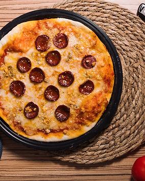 İnce Pizza Fırın Kalıbı