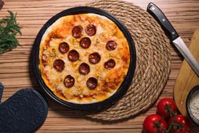 ince pizza kalıbı