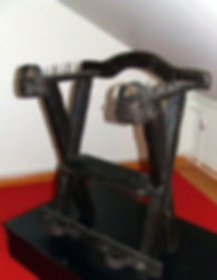 The Witches Chair. More torture devices at shadezofblack.com