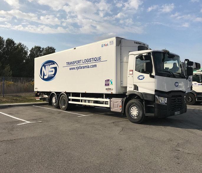 Entreprise Transports NJS Faramia