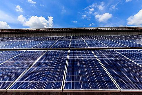 NJS Faramia photovoltaïque
