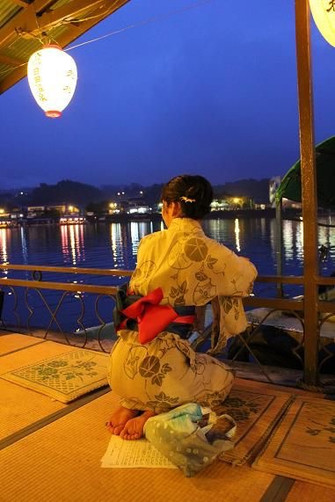 小苦樂夏祭り「YUKATABUNE」