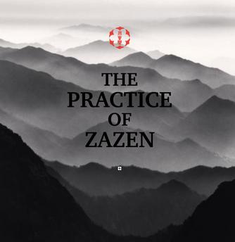 座禅  The Practice of Zazen