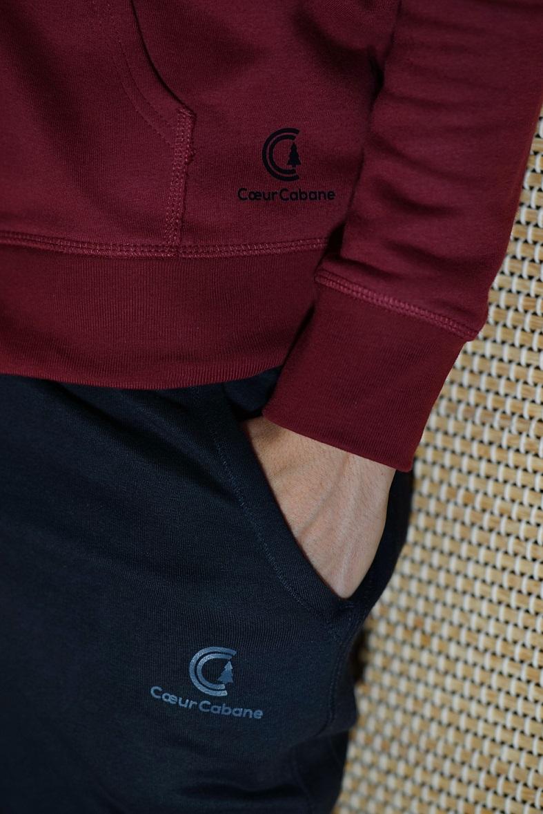 Pantalon_Homme_noir