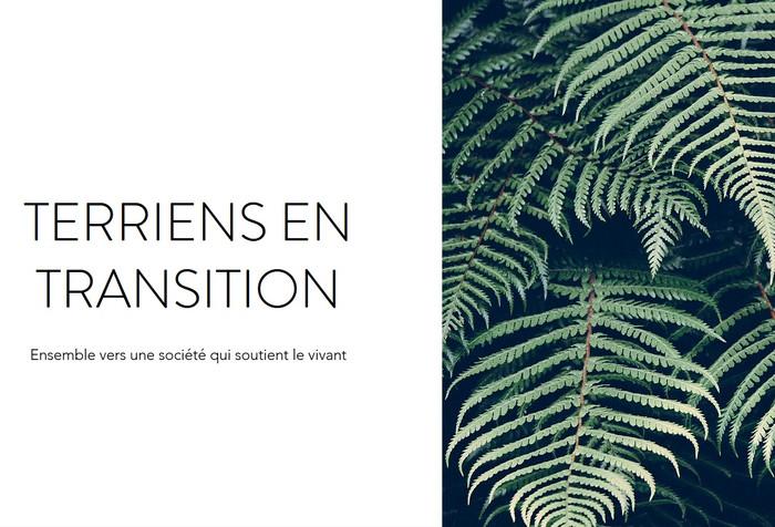 TQR : ateliers d'écologie profonde