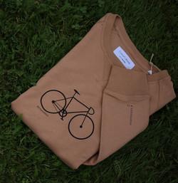 Sweat Vélo_brun