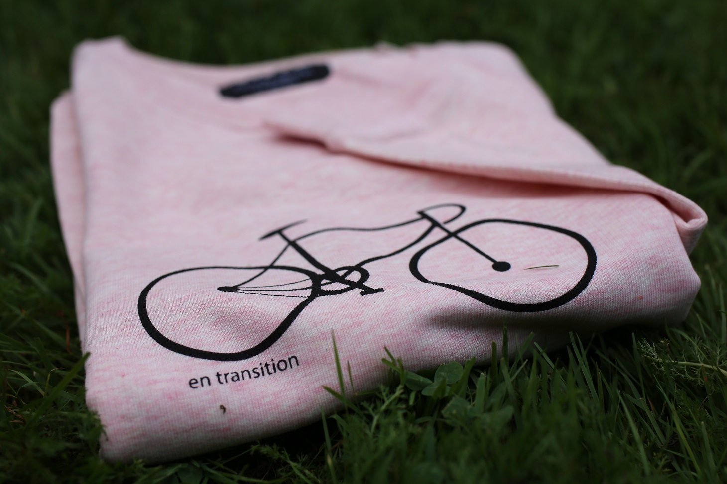 Sweat_manches_3-4_tencel_Vélo_Rose