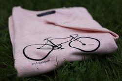 Sweat_manches_3-4_tencel_Vélo_Rose