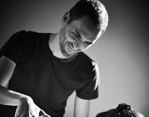 Erwan Tréguer masseur Genève