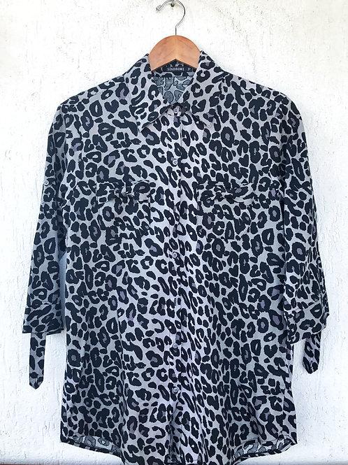Camisa Animal Print PB