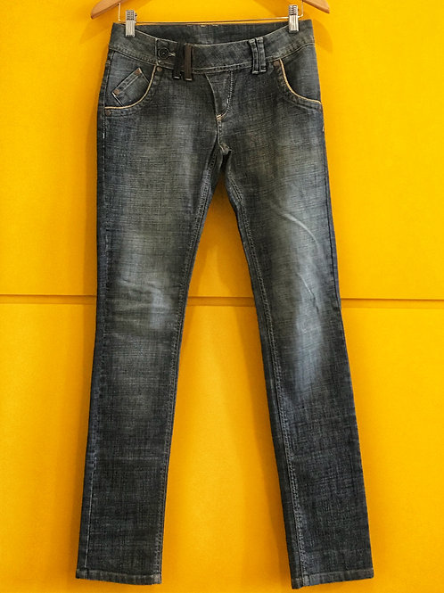 Calça Jeans Ecletic