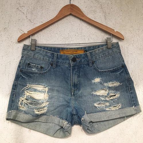Short Jeans Rasgados Redley
