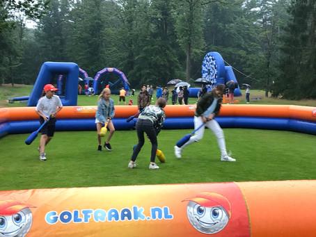 Golf RAAK! Festival en jeugdwedstrijd