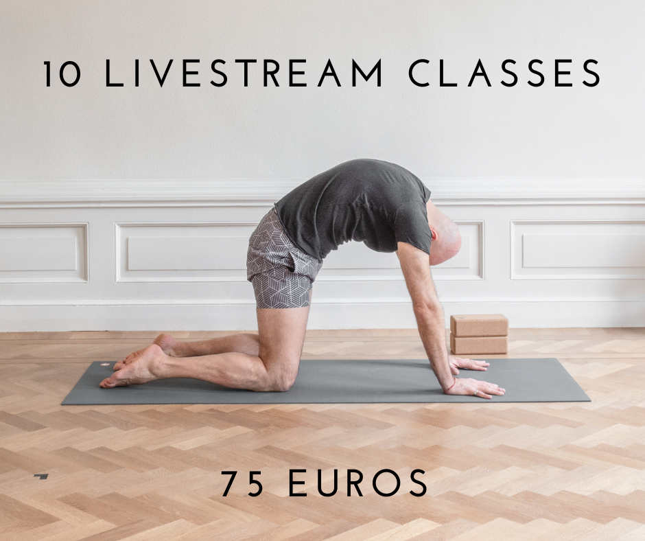 10 Livestream classes
