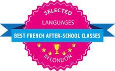 Badge Best french classes.jpg