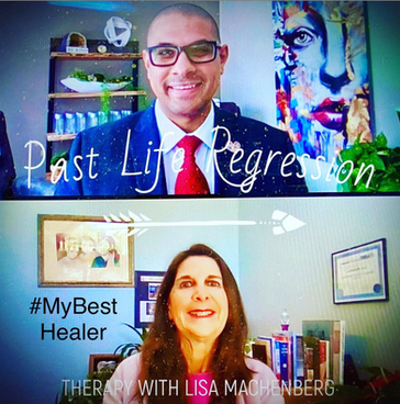 Past Life Regression Therapy with Lisa Machenberg