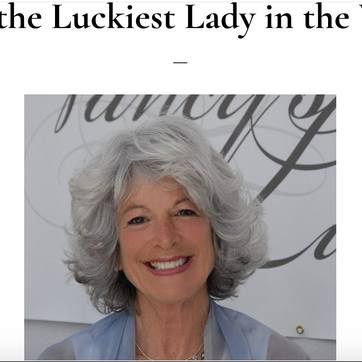 What The Luckiest Lady Can Teach You About Cancer