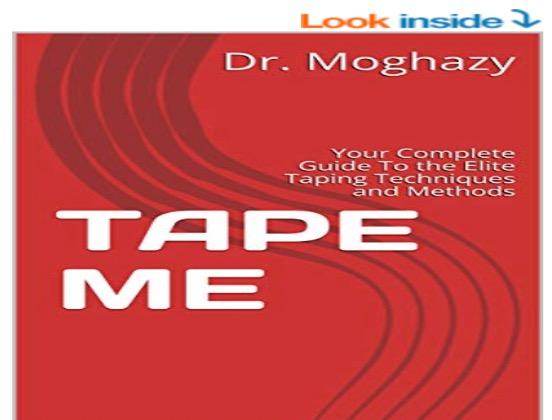 Tape Me Book