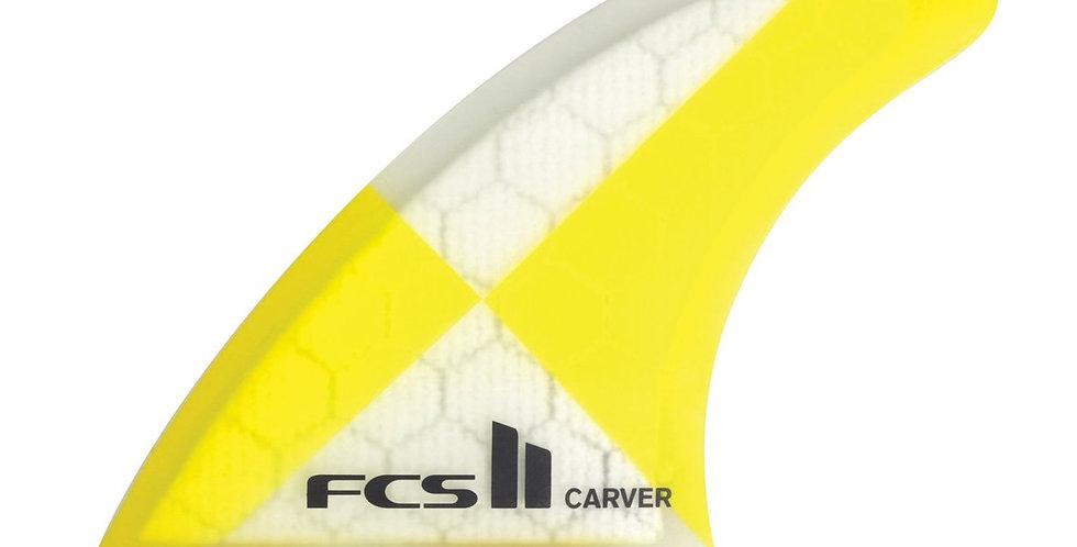 FCS II CARVER PC TRI FINS