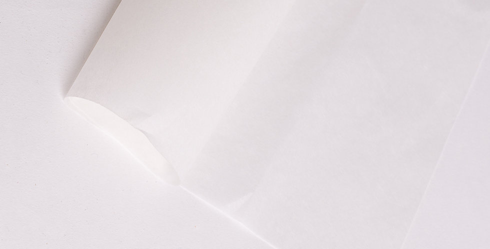Carta di riso per stampa loghi formato grande, 78cm X 57 cm - 1 unità