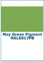 PIGMENTO VERDE MAGGIO SCURO IN PASTA MAY GREEN  2 oz. - 60 grammi