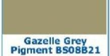 PIGMENTO GRIGIO GAZZELLA IN PASTA GAZELLE GREY   2 oz. - 60 grammi