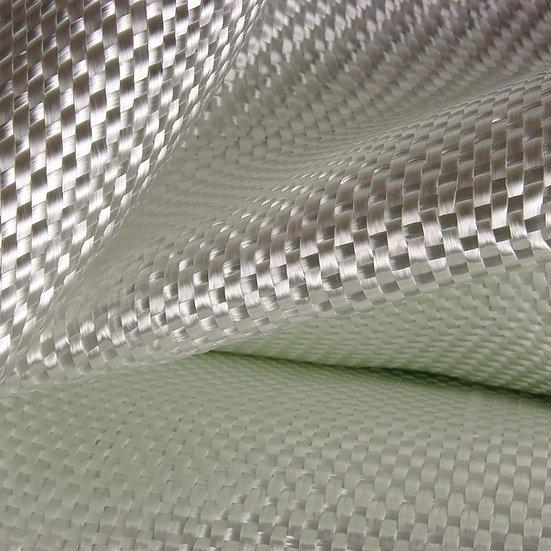 Rotolo 100m Tessuto in fibra di vetro 4 Once (125g/m2) Hexcel