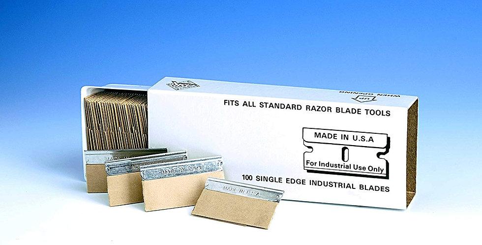 Single Edge Razor Blade - Lama da rasoio industriale Made in USA