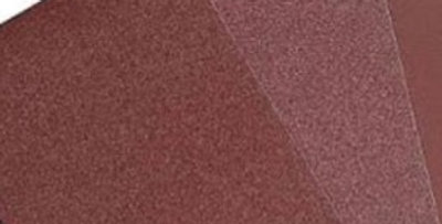CARTA ABRASIVA Grana #100, foglio 230x280mm
