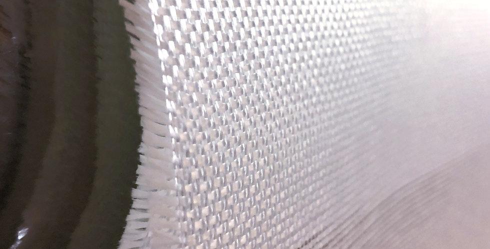 Rotolo Hexcel 1522  4 Once (125g/m2) 65cm, tessuto in fibra di vetro