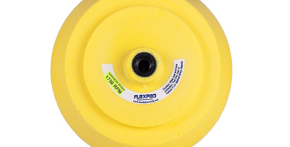 "FLEXPAD USA DENSITA' SOFT 200mm 8"" M14 con Velcro"