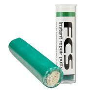 EPOXY FCS ALL-TECH PUTTY 50g MASTICE PER RIPARAZIONI ISTANTANEE