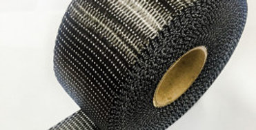 CARBON WOVEN TAPE UD 200g/m2 75mm