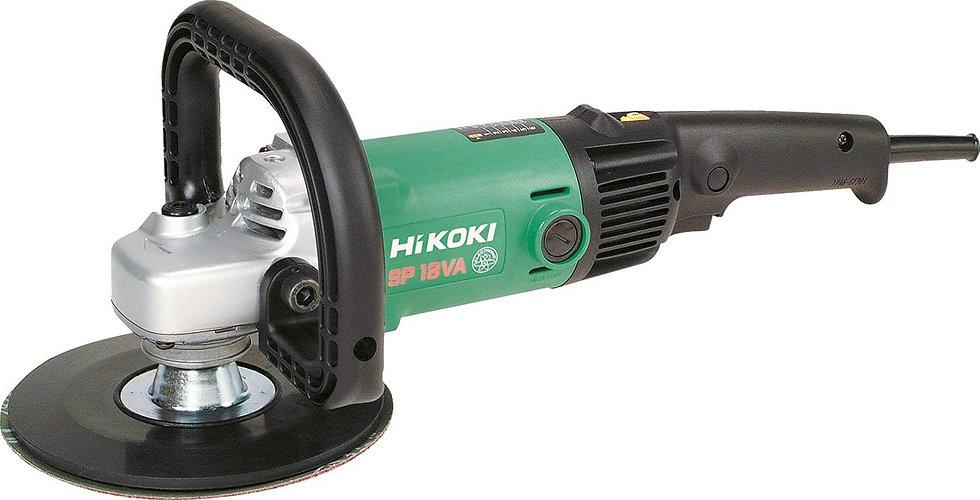 Levigatrice lucidatrice Hikoki (Hitachi) velocità regolabile 600-3400 g/min