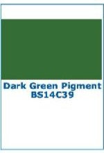 PIGMENTO VERDE SCURO IN PASTA DARK GREEN  2 oz. - 60 grammi