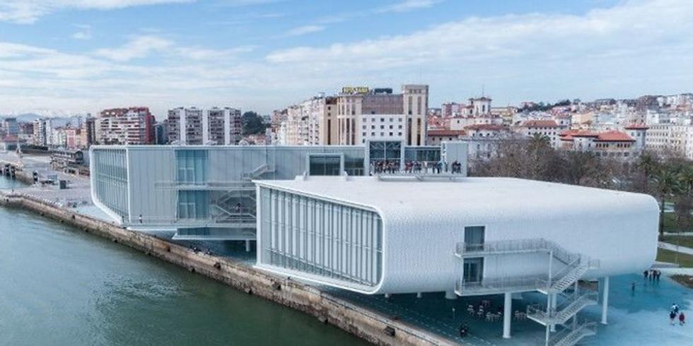 @Home with... Picasso Ibero at The Botin Centre & The Botin Foundation Santander