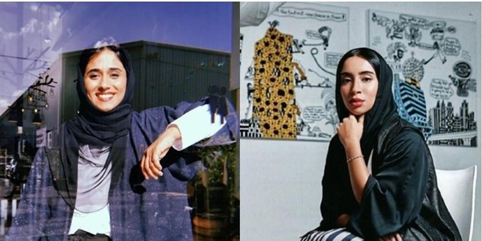 @Home with ... ALIA ZAHL LOOTAH & ZEINAB AL HASHIMI