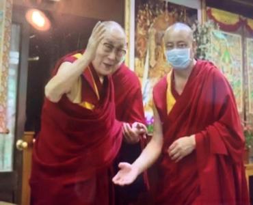 A Virtual Breakfast with the Dalai Lama