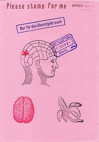 friedrich winnes -mail art