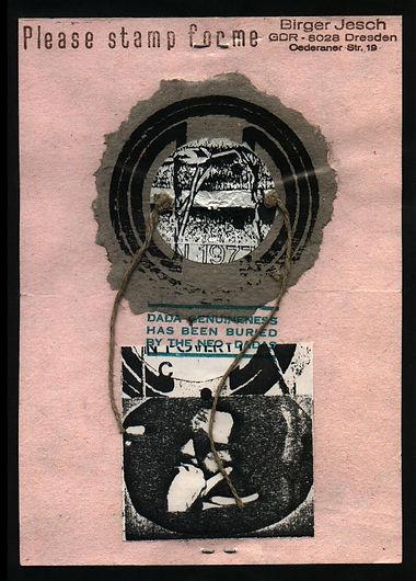 please stamp for me + Edgardo Antonio Vigo - mail art