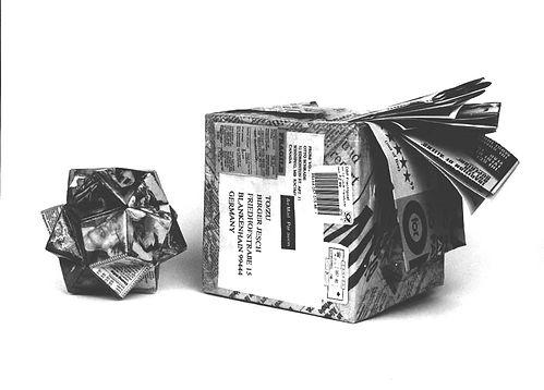 GAZETTA Mail Art Projekt 1995