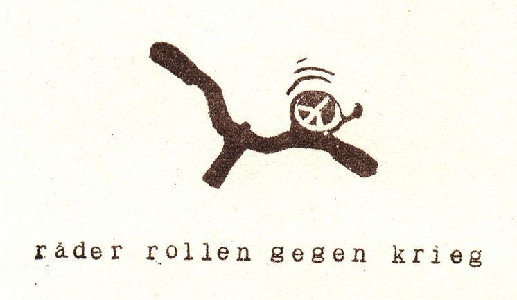 Birger Jesch  + räder rollen für den sieg