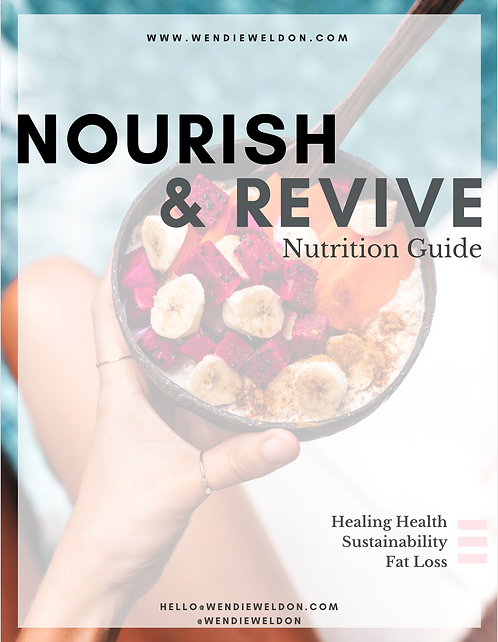 Nutrition & Fitness Guide