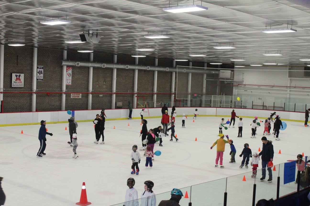 games on the ice